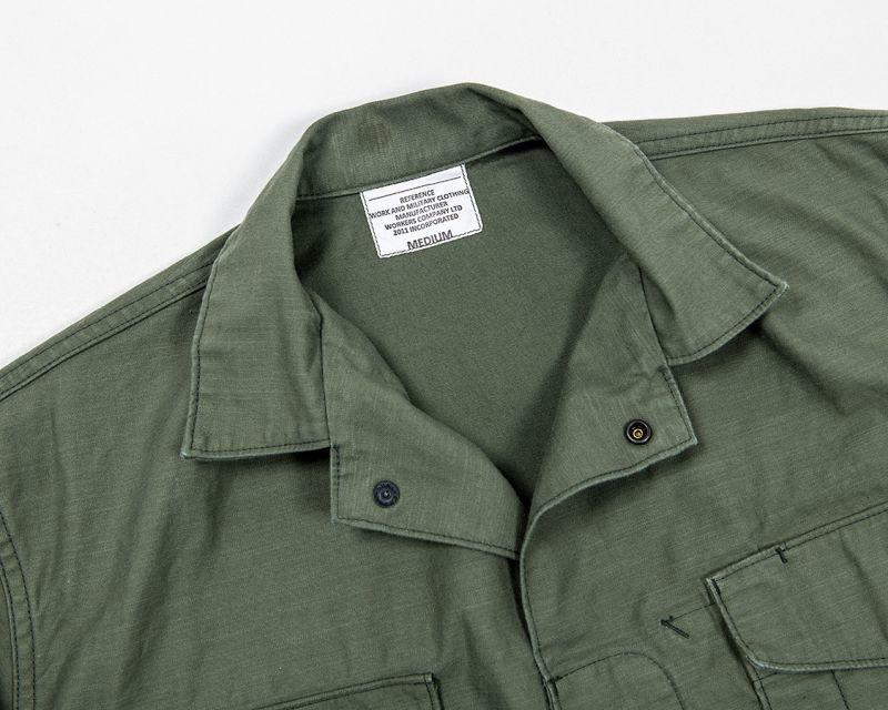 WORKERS ワーカーズ Fatigue Shirt Mod ファティーグシャツ