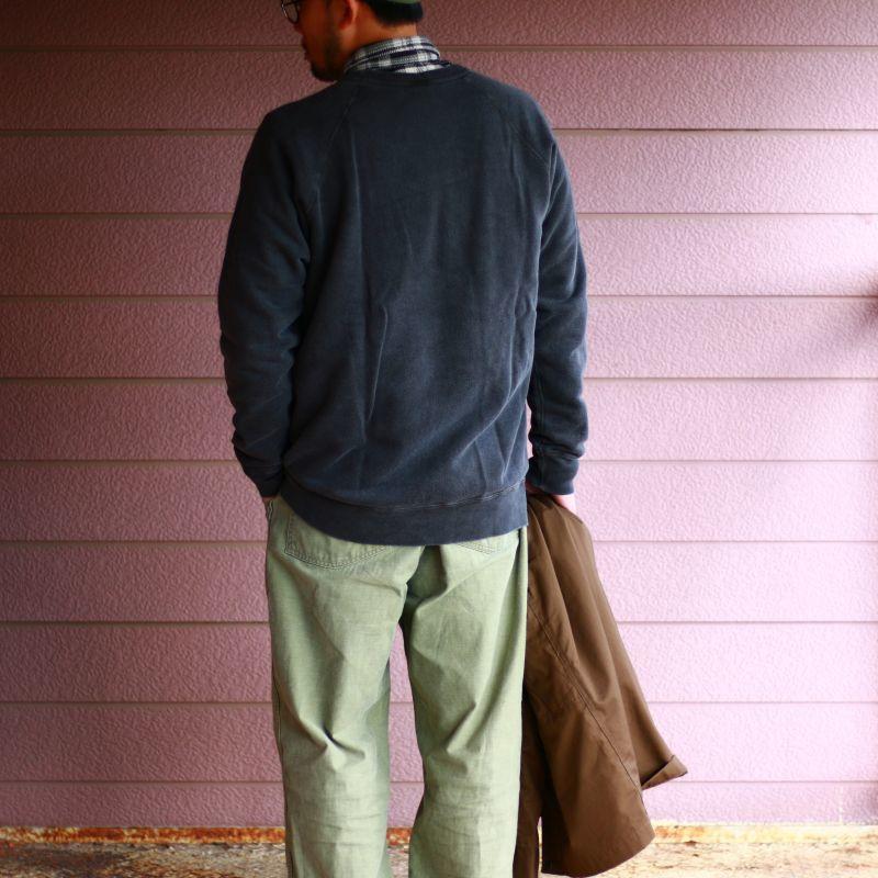 Good On グッドオン L/S RAGLAN CREW SWEAT SHIRTS ラグランクルースウェットシャツ