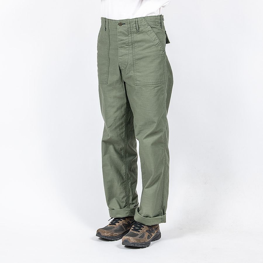WORKERS ワーカーズ Baker Pants, Standard Fit, ベイカーパンツ スタンダードフィット