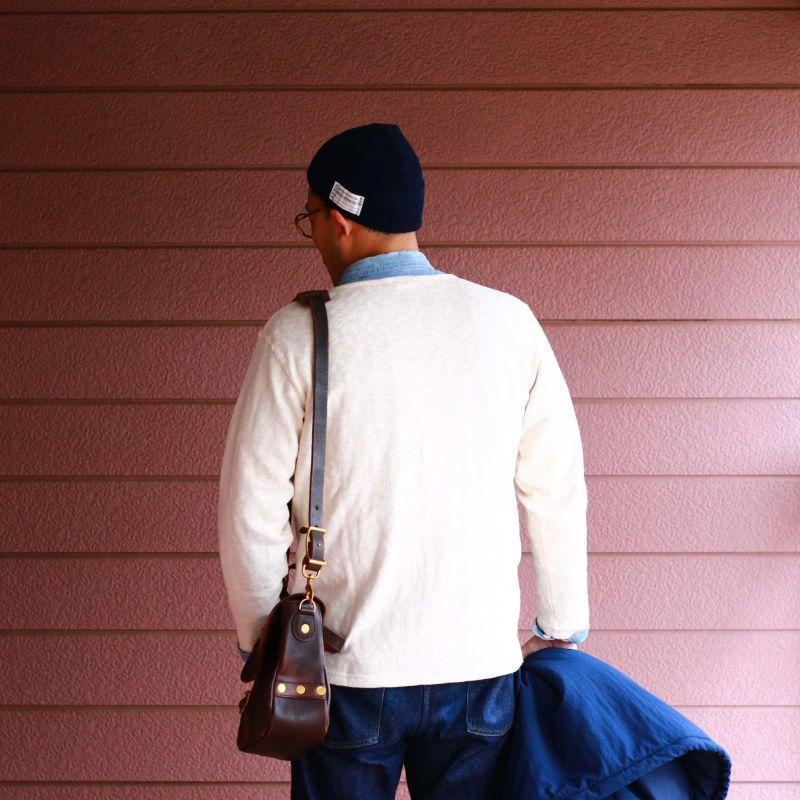 Tieasy Authentic Classic ティージー オーセンティック クラシック ORIGINAL BOATNECK SHIRT オリジナルボートネックシャツ
