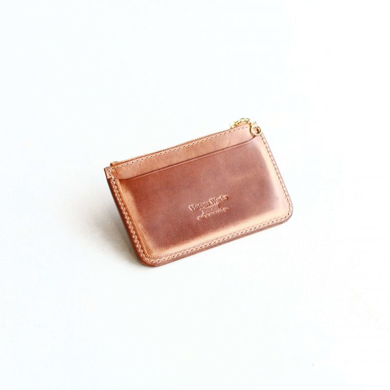 Vintage Works ヴィンテージワークス Leather Wallet クロムエクセルウォレット OIL.NAT