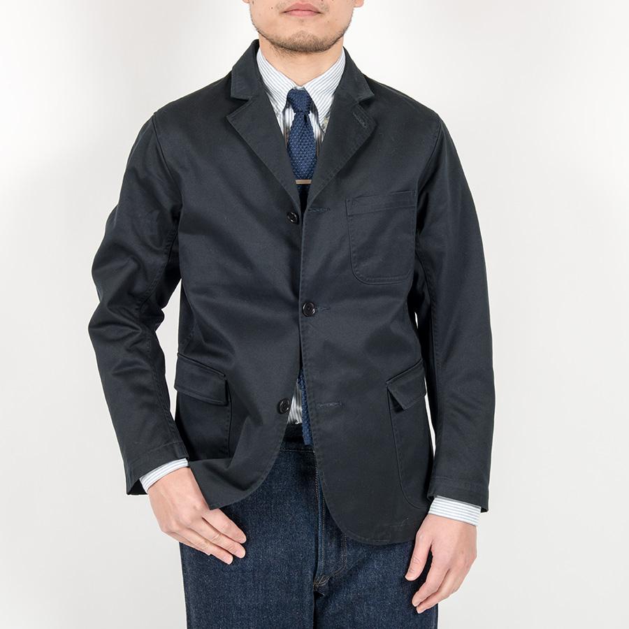WORKERS ワーカーズ Lounge Jacket ラウンジジャケット Navy Chino
