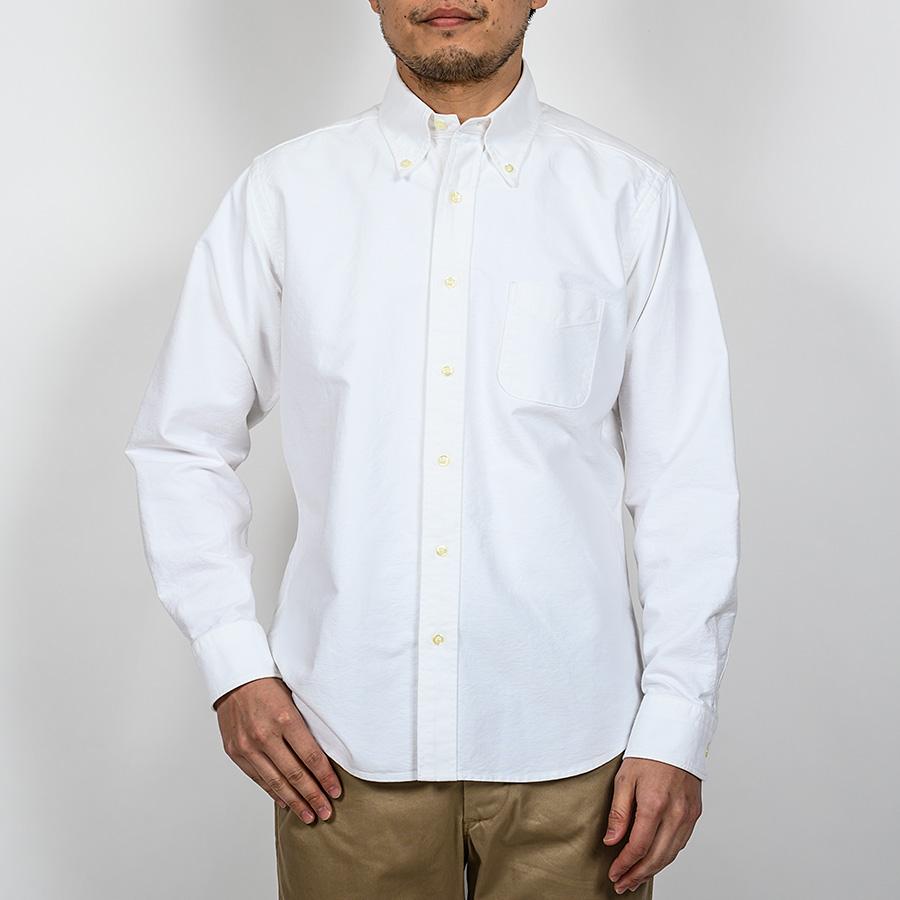 WORKERS ワーカーズ Modified BD モディファイドボタンダウンシャツ