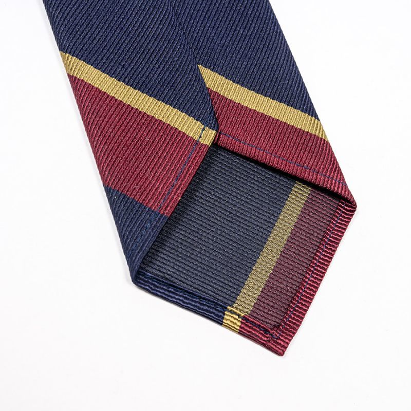 WORKERS ワーカーズ Silk Repp Tie シルクレップタイ