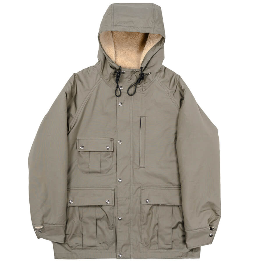 WORKERS ワーカーズ Mountain Pile Parka マウンテンパイルパーカ