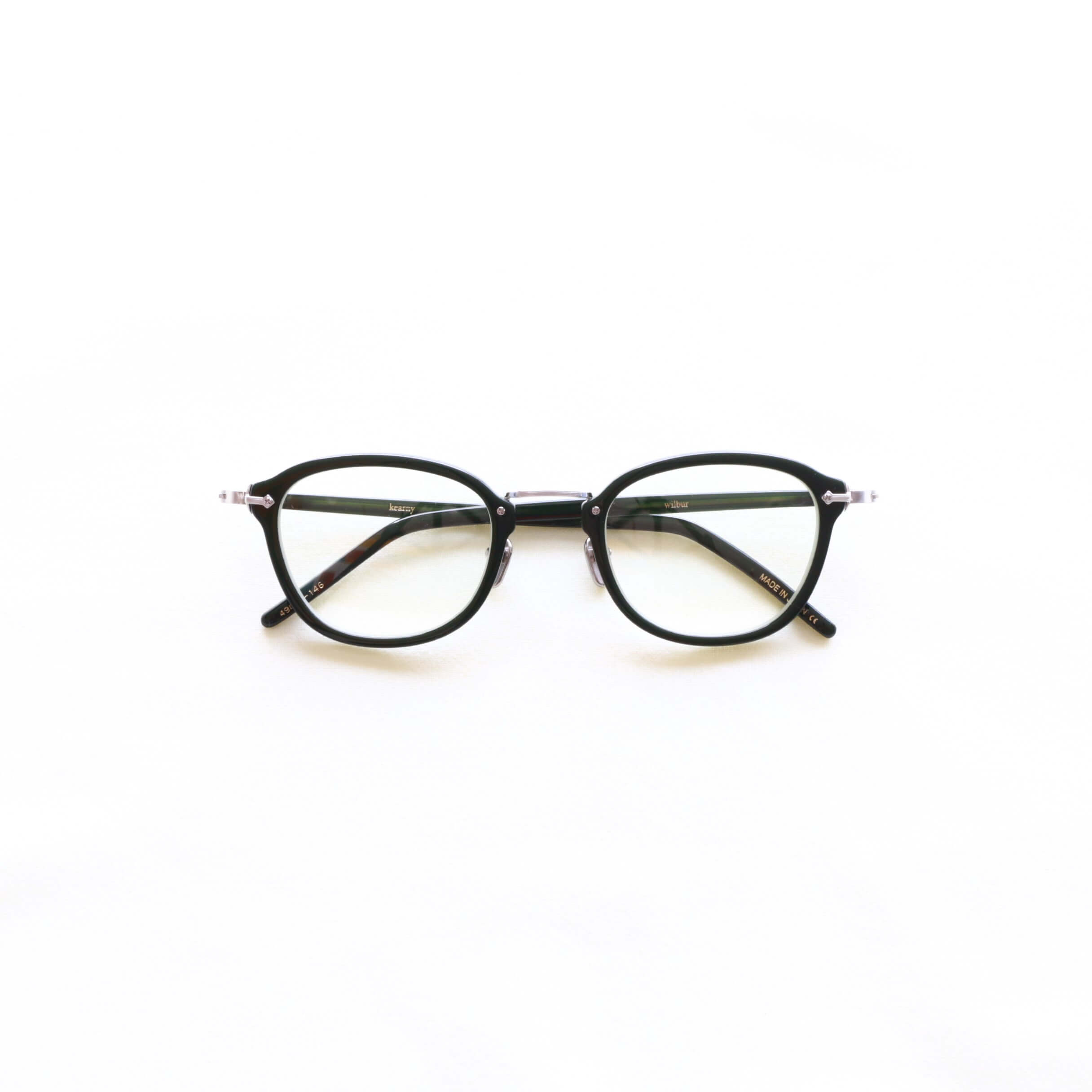 kearny カーニー wilbur ウィルバー セルロイド眼鏡