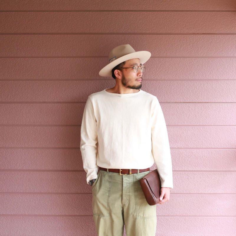 Vintage Works ヴィンテージワークス Leather belt 5Hole レザーベルト 5ホール
