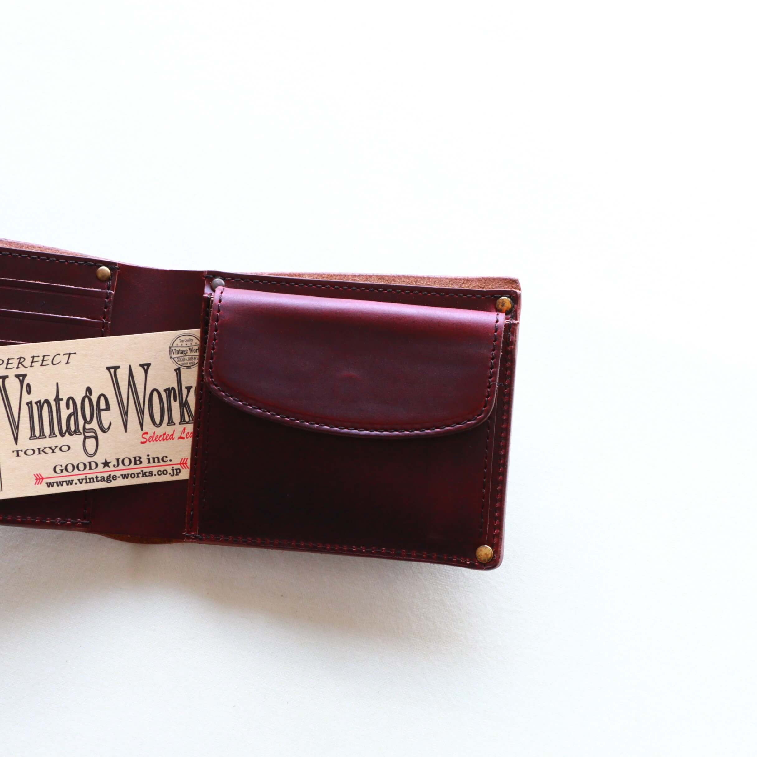 Vintage Works ヴィンテージワークス Leather Wallet クロムエクセルウォレット VWSW-03