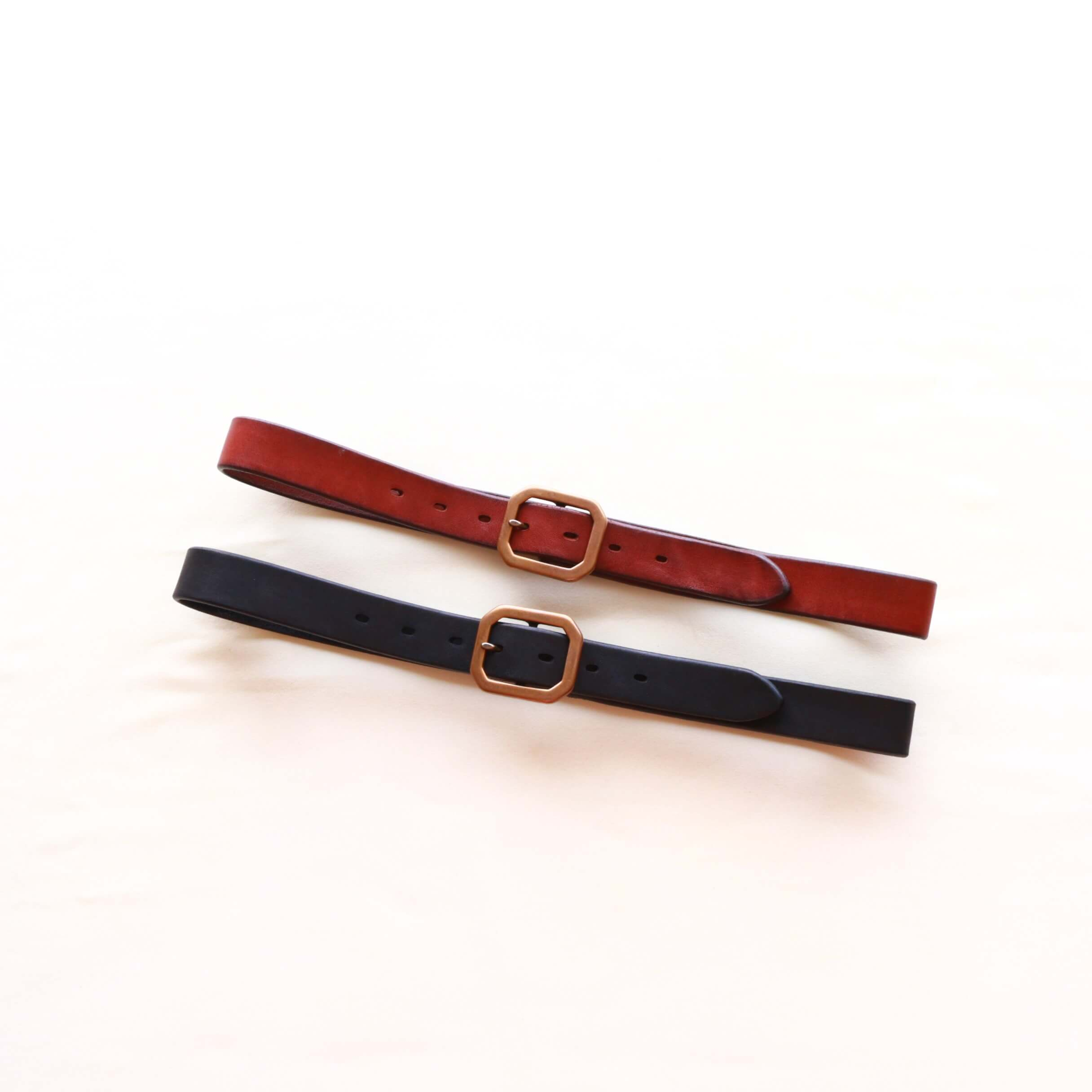 Vintage Works ヴィンテージワークス Leather belt 7Hole レザーベルト 7ホール DH5726