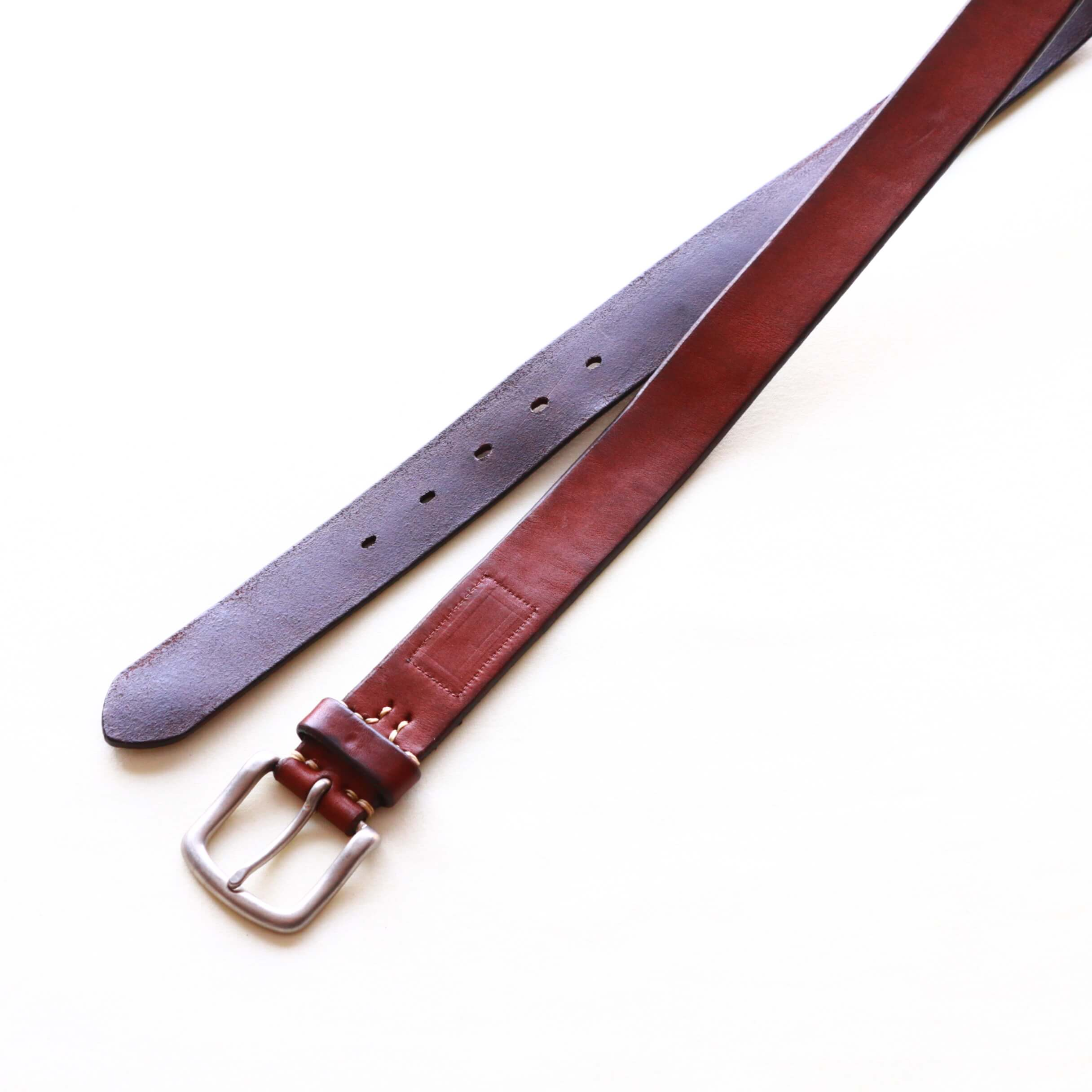 Vintage Works ヴィンテージワークス Leather belt レザーベルト DH5702