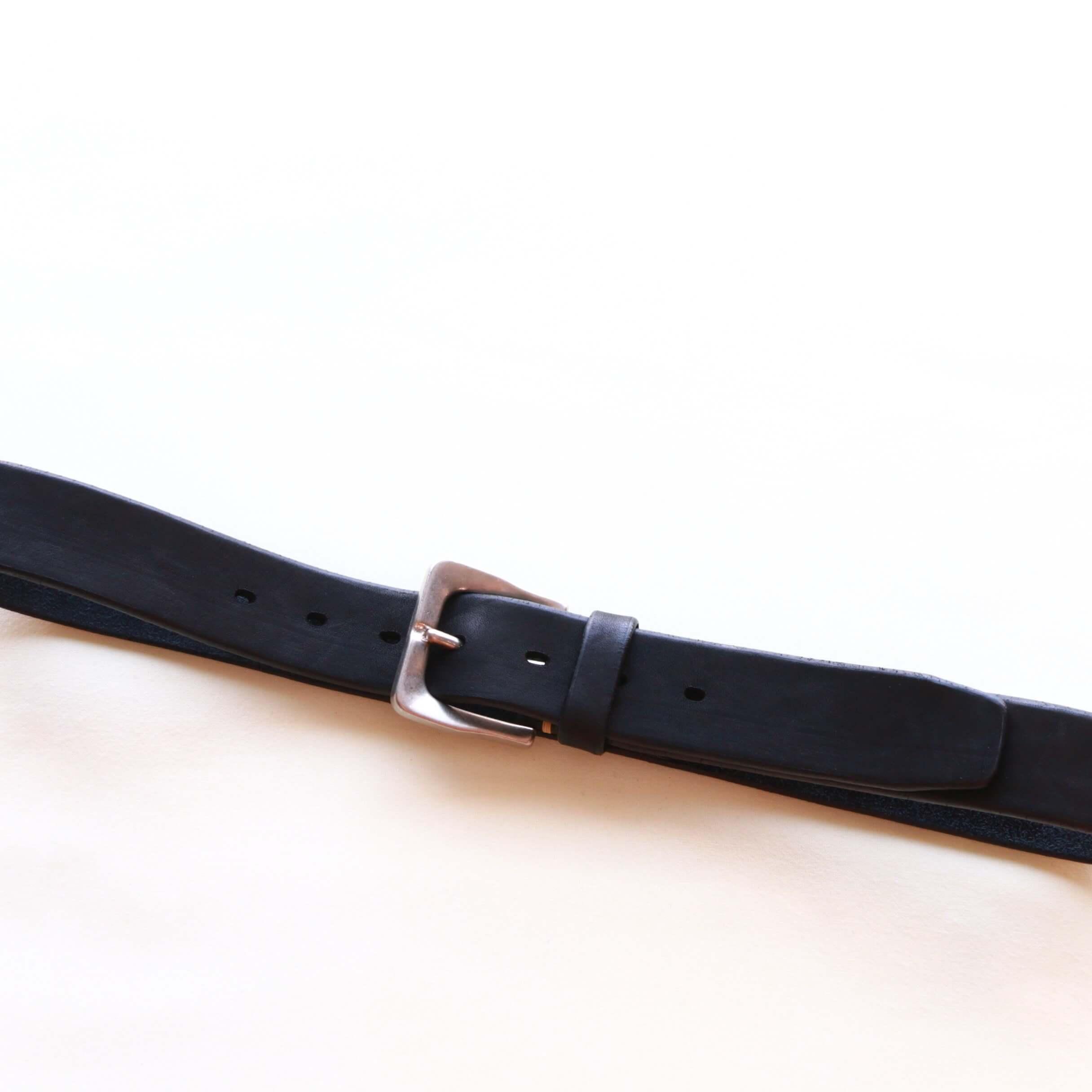 Vintage Works ヴィンテージワークス Leather belt レザーベルト DH5662