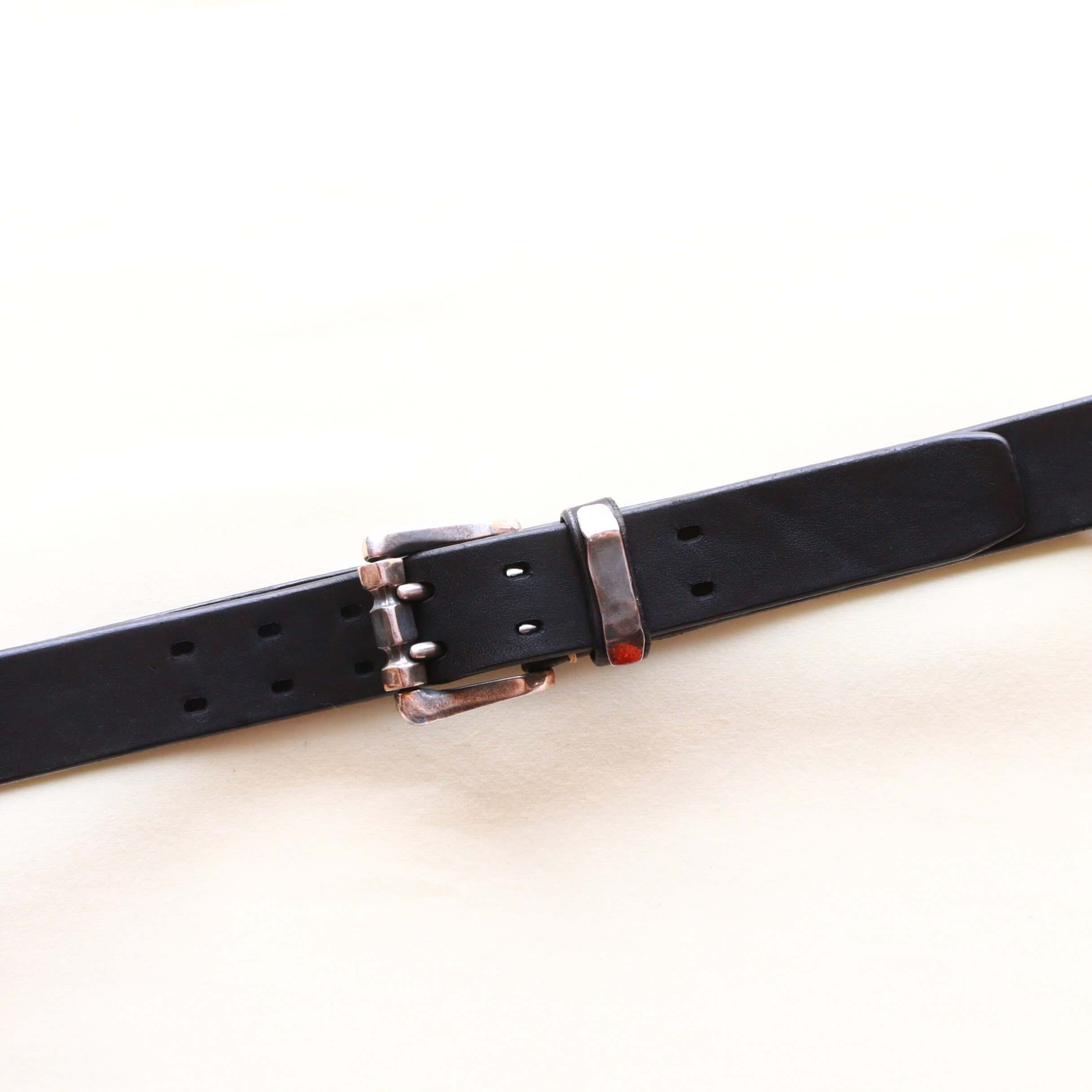 Vintage Works ヴィンテージワークス Leather belt 7Hole レザーベルト 7ホール DH5669