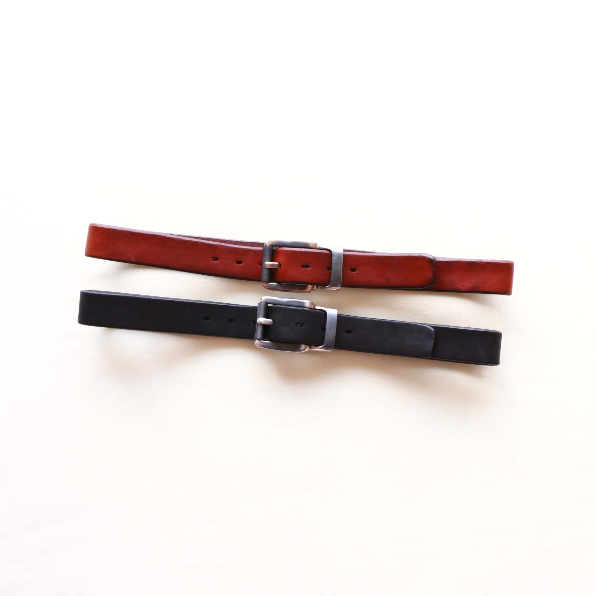 Vintage Works ヴィンテージワークス Leather belt レザーベルト DH5638