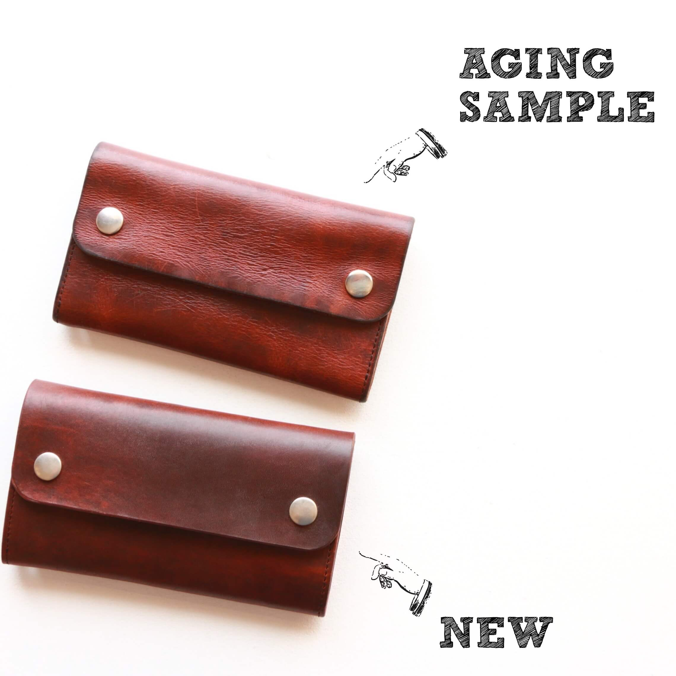 Vintage Works ヴィンテージワークス Leather Wallet アメリカンレザーウォレット VWSW-7