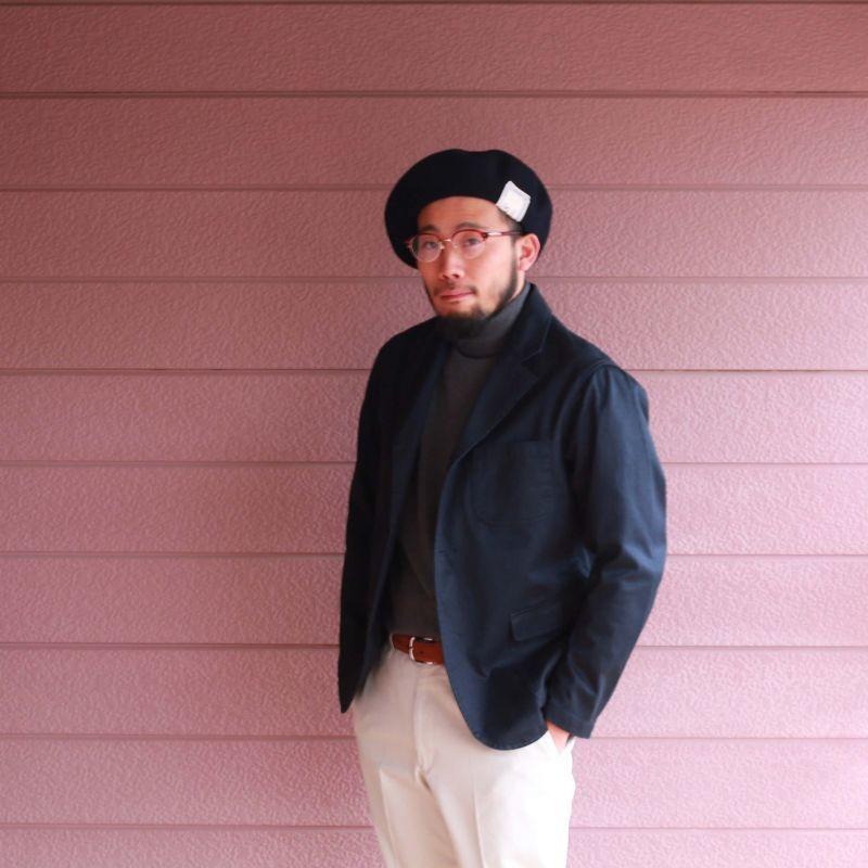 WHEEL ROBE ウィールローブ ORIGINAL DRESS BELT 30mm オリジナルドレスベルト Charles F.Stead Suede