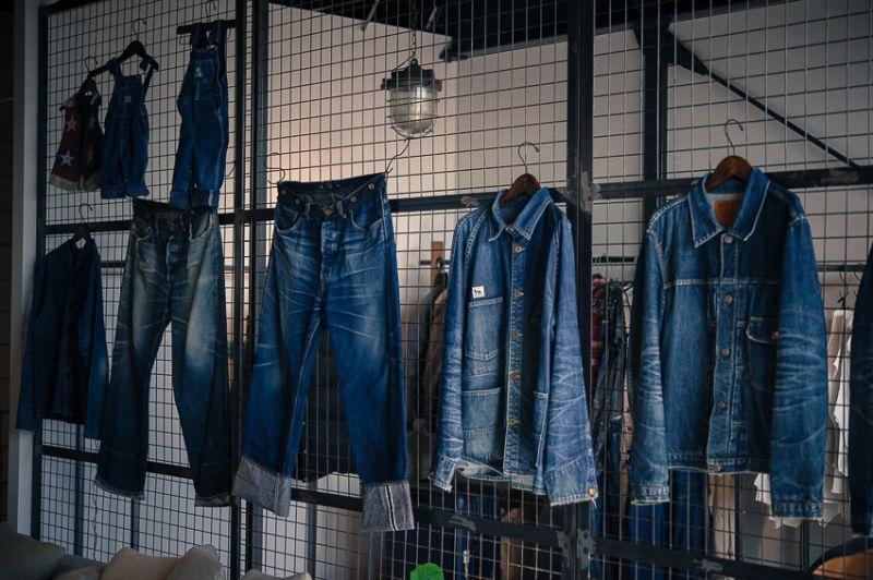 TCB jeans TCBジーンズ