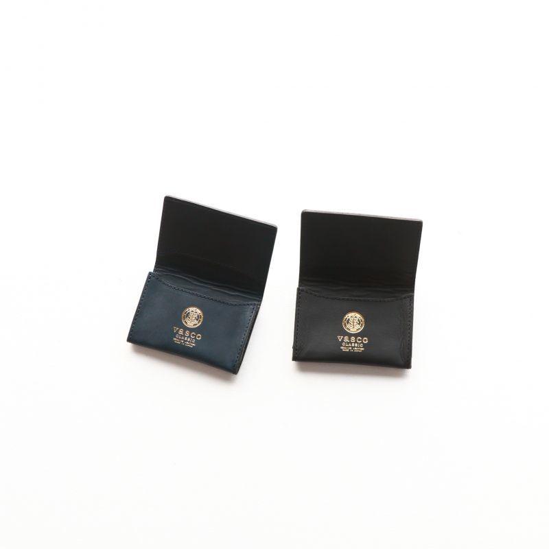 vasco ヴァスコ LEATHER CARD CASE レザーカードケース