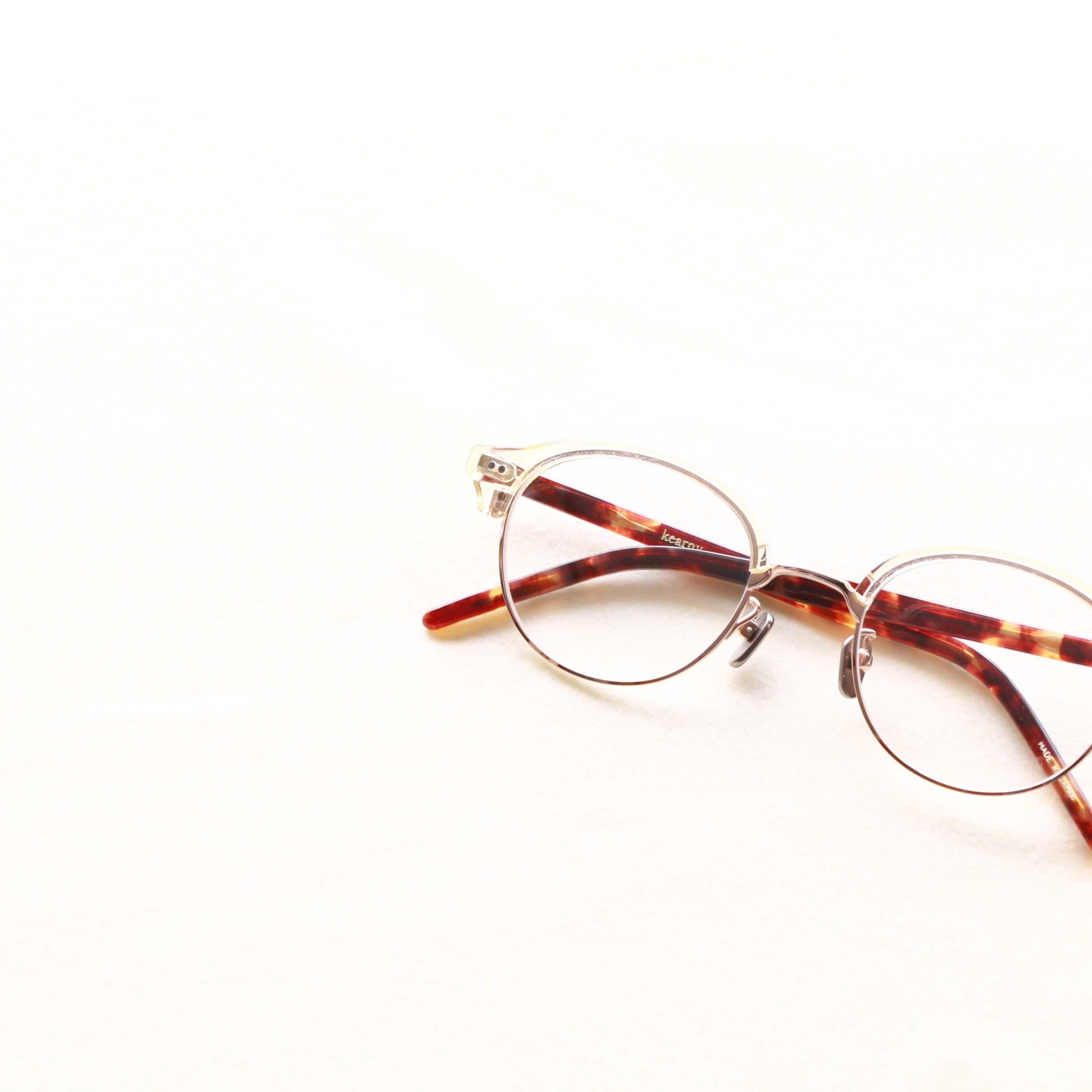 カーニー kearny  sirmont brow サーモントブロー セルロイド眼鏡