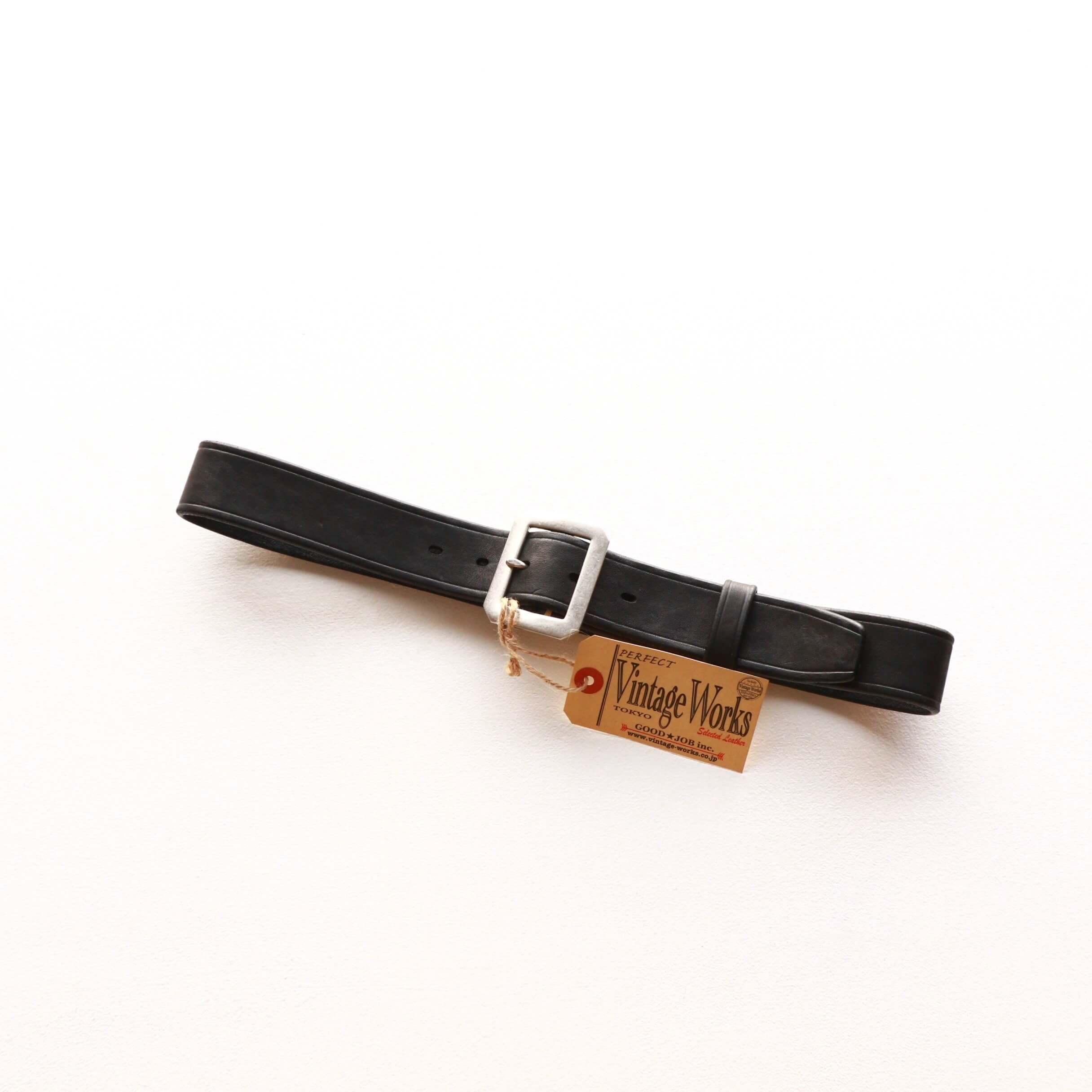 Vintage Works ヴィンテージワークス Leather belt 5Hole レザーベルト 5ホール DH5725