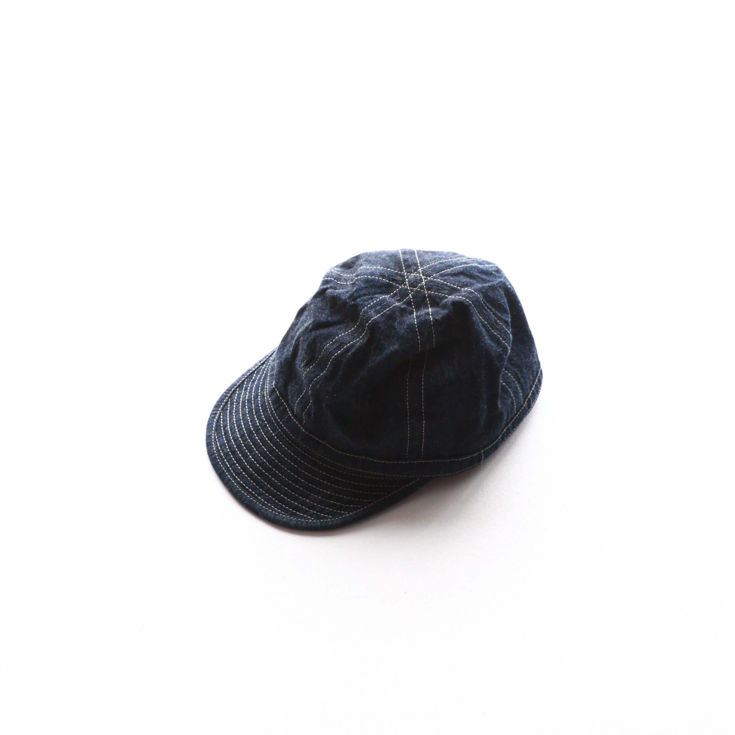 Buzz Rickson's バズリクソンズ DENIM ARMY CAP デニムアーミーキャップ