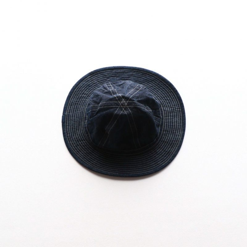 Buzz Rickson's バズリクソンズ HAT WORKING DENIM ワーキングデニムハット
