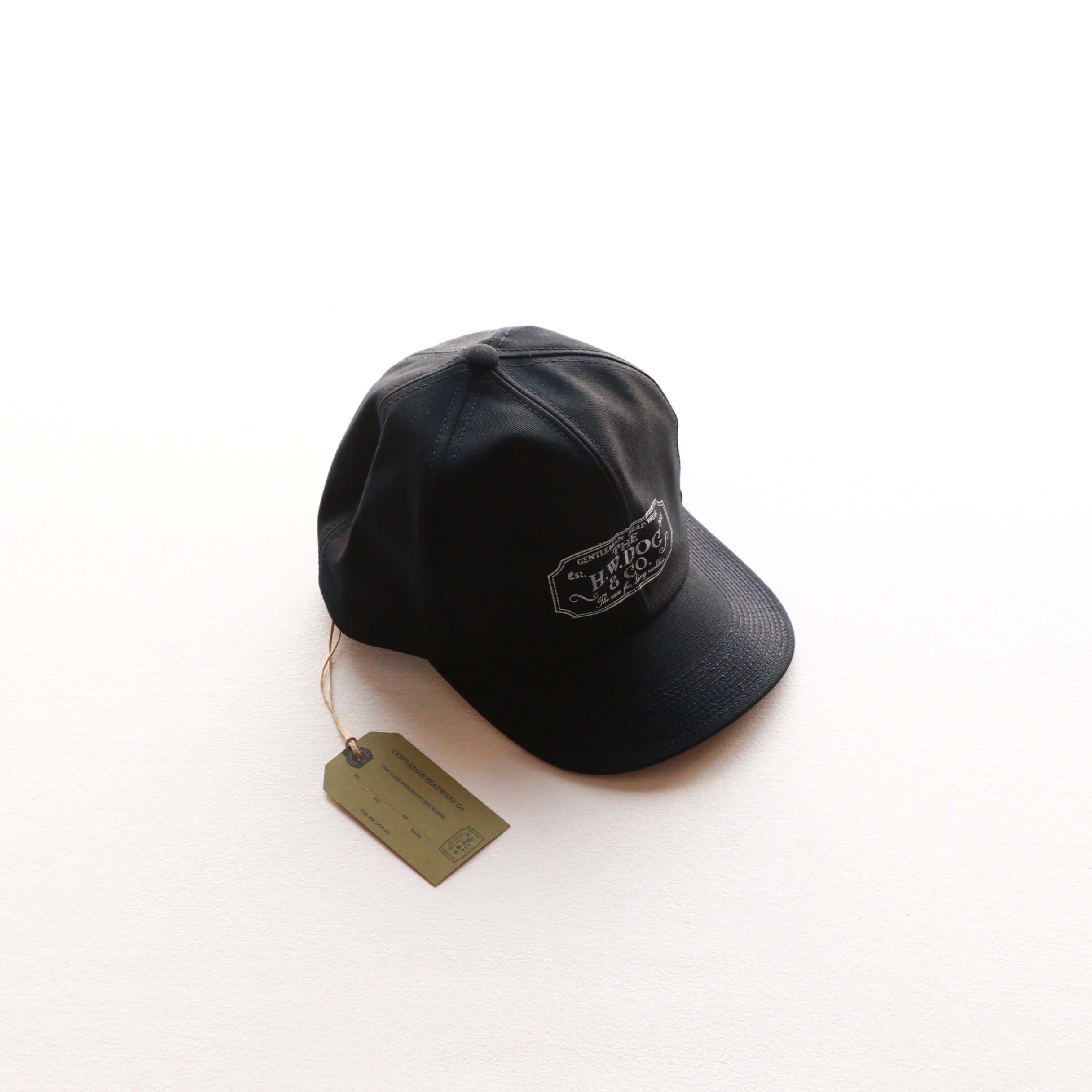 THE H.W.DOG&CO. ザ エイチ ダブリュー ドッグ アンド コー TRUCKER CAP トラッカーキャップ D-00004