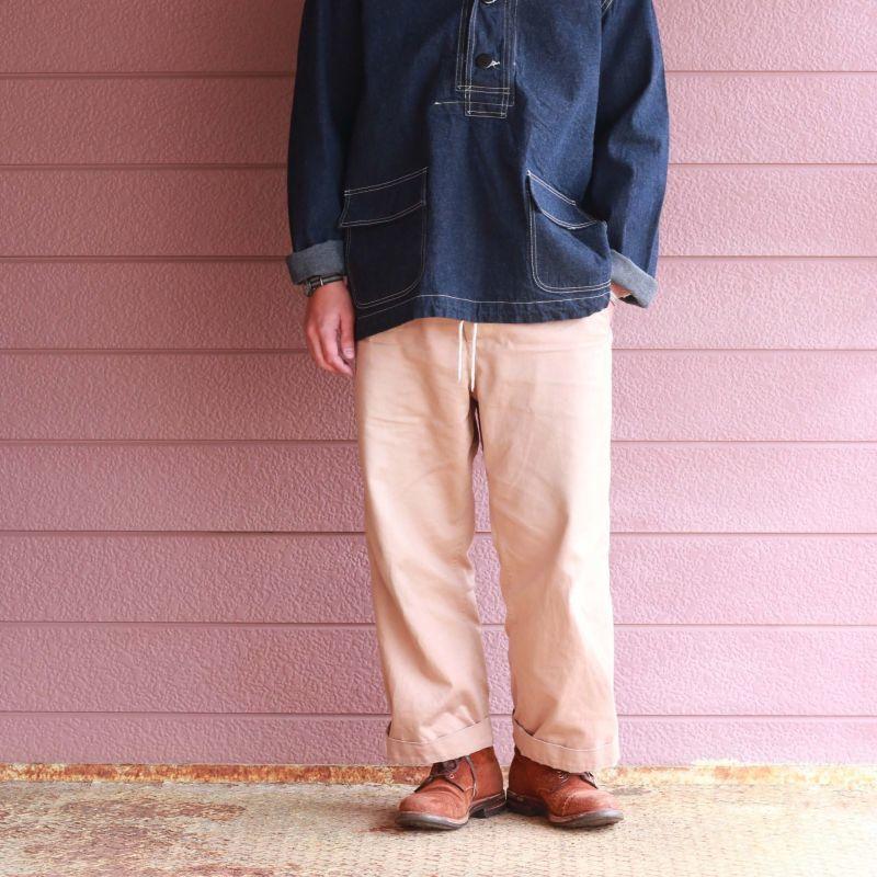 Buzz Rickson's バズリクソンズ U.S. NAVY HOODED PULLOVER JACKET プルオーバーデニムジャケット BR11703A