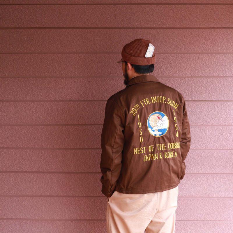 Buzz Rickson's バズリクソンズ TOUR JACKET ツアージャケット BR14576