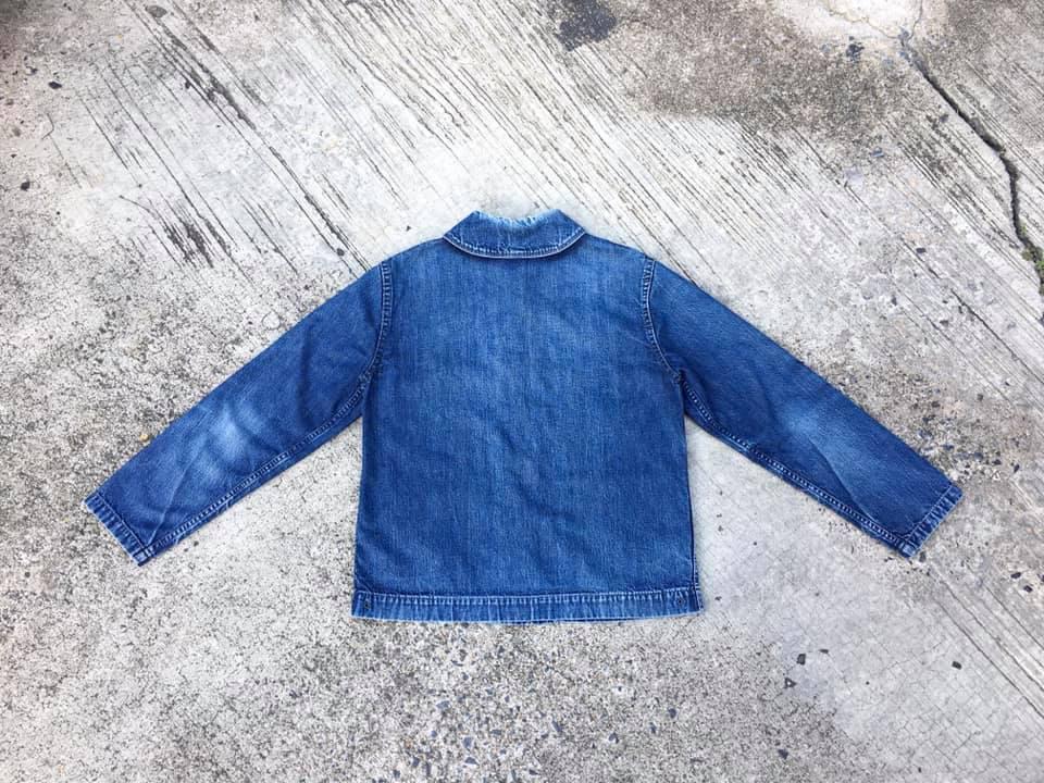 TCB jeans TCBジーンズ Seamens Jumpers シーメンズ デッキジャケット