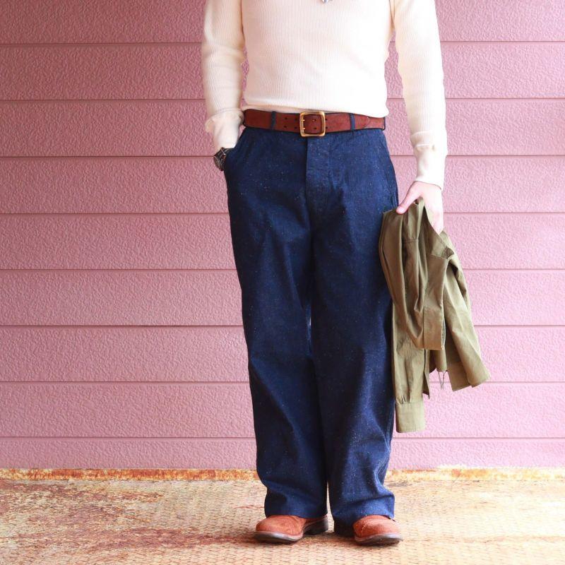 TCB jeans TCBジーンズ Seamens Trousers USN デッキパンツ