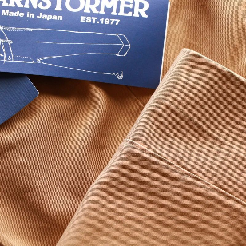 BARNSTORMER バーンストーマー 2P DRESS CHINOS 2タックドレスチノ 1002P