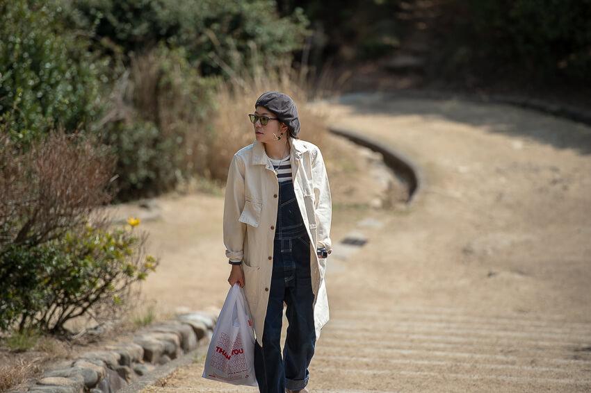 TCB jeans TCBジーンズ Tabby's Coat HBT Natural タビーズコート ヘリンボーンツイル ナチュラル