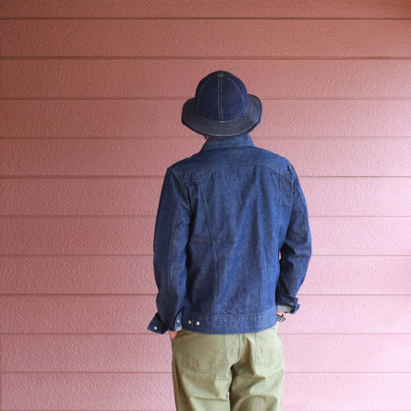 TCB jeans TCBジーンズ TCB 30's HAT DENIM デニムハット