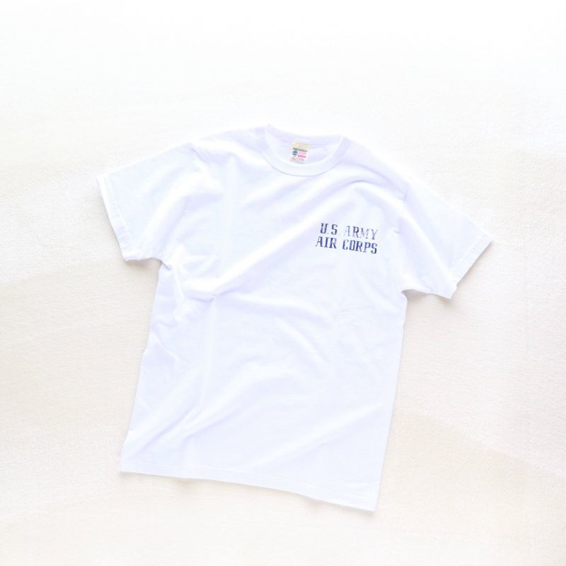 Buzz Rickson's バズリクソンズ S/S T-SHIRT U.S. ARMY AIR CORPS プリントTシャツ