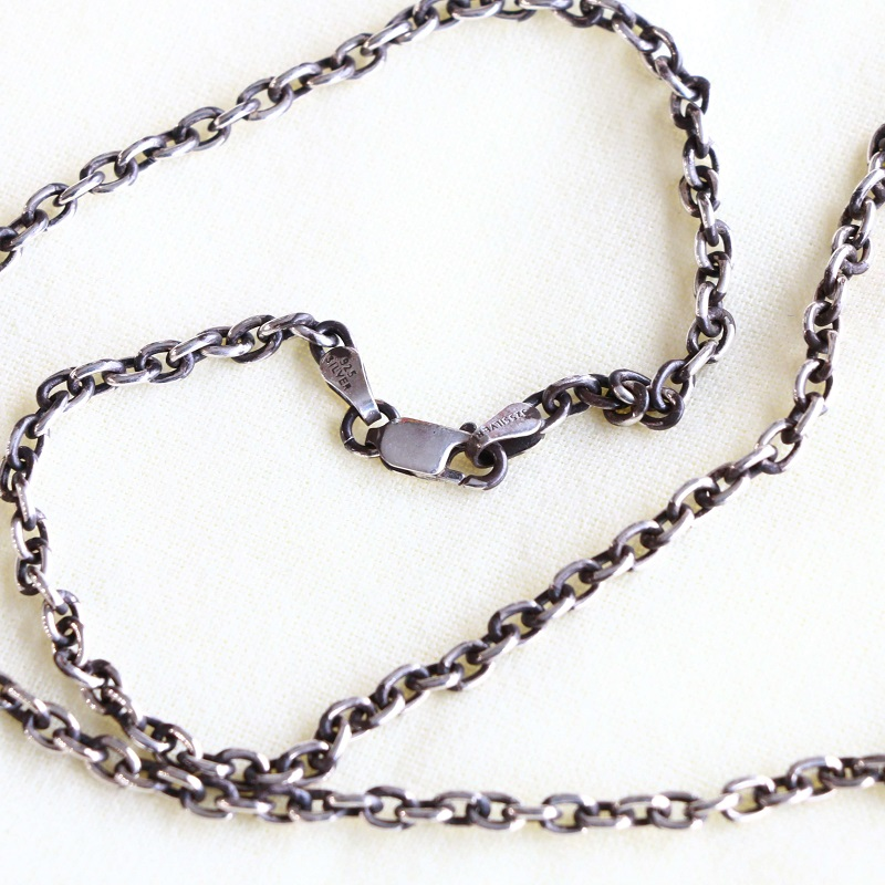 hemlock ヘムロック Silver Chain 50cm シルバーチェーン 50cm
