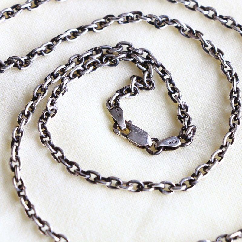 hemlock ヘムロック Silver Chain 60cm シルバーチェーン 60cm