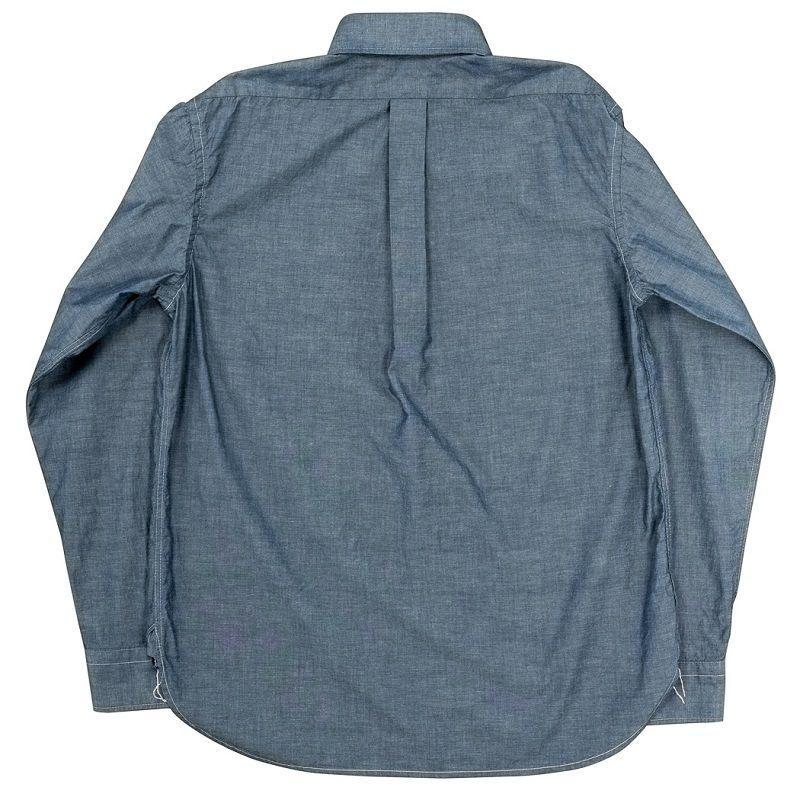 WORKERS ワーカーズ Pullover BD プルオーバーボタンダウンシャツ Dress Chambray