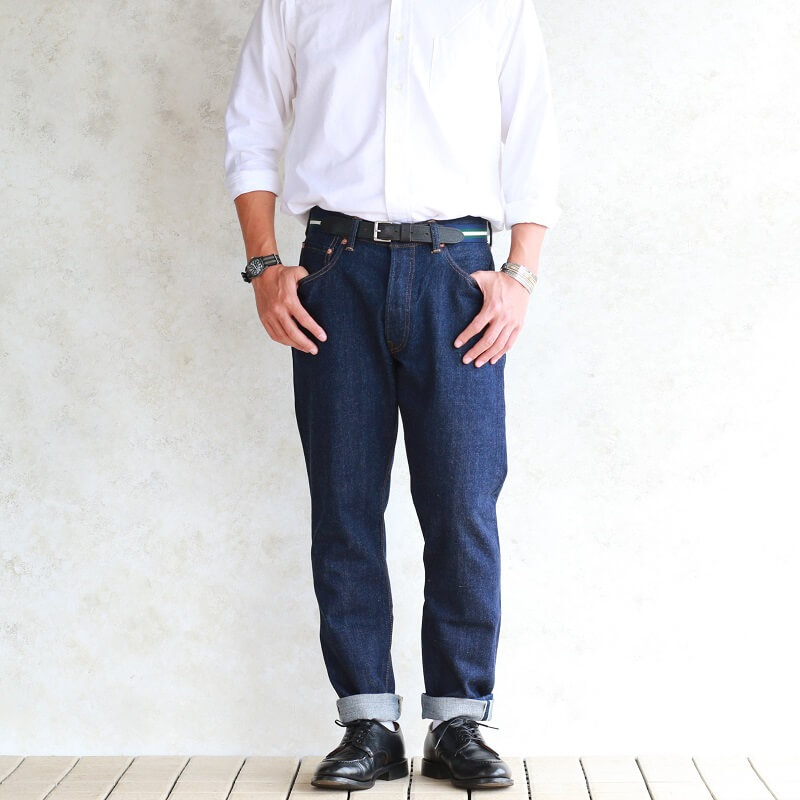 WORKERS ワーカーズ Lot 802 Slim Tapered Jeans スリムテーパードジーンズ