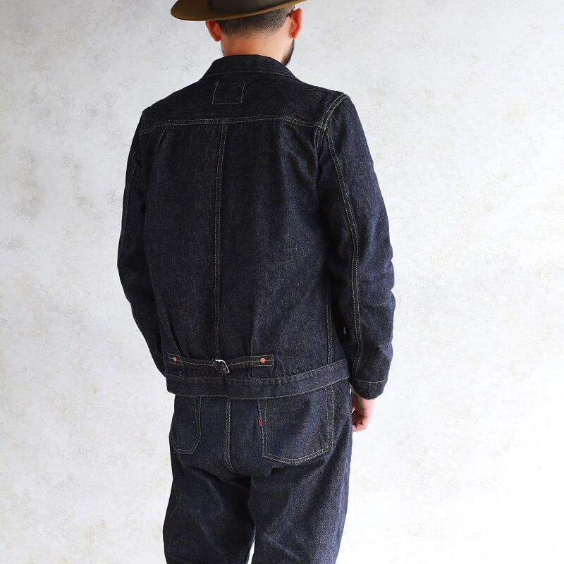 TCB jeans TCBジーンズ S40's Jacket 大戦モデル デニムジャケット