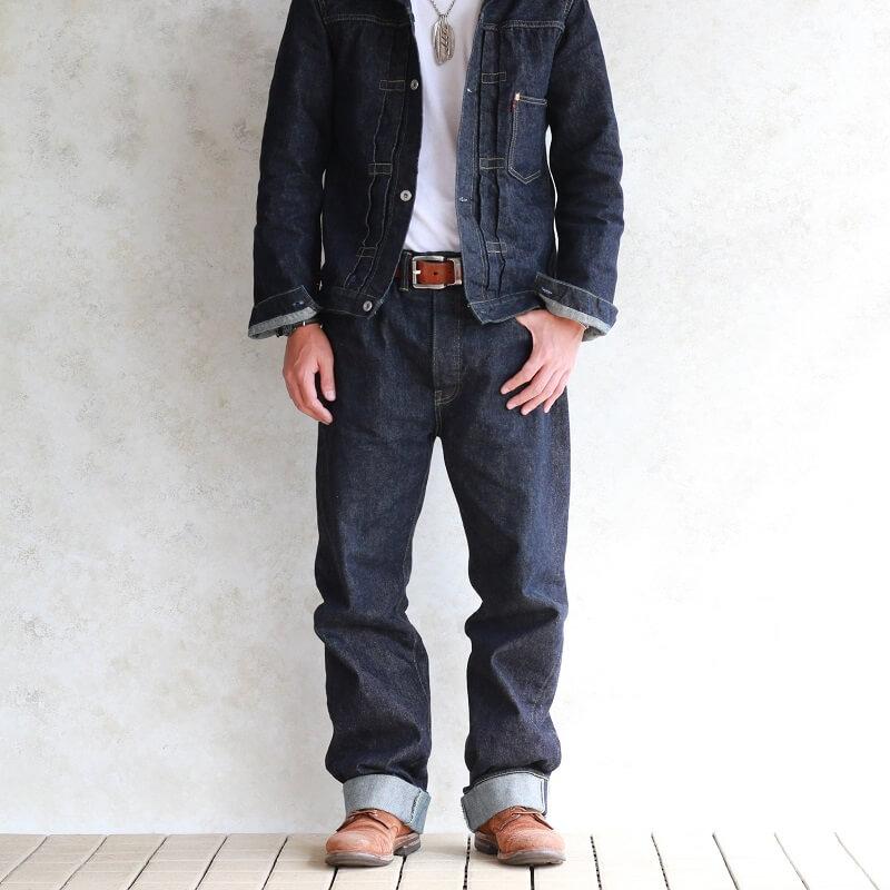 TCB jeans TCBジーンズ S40's Jeans 大戦モデル ジーンズ