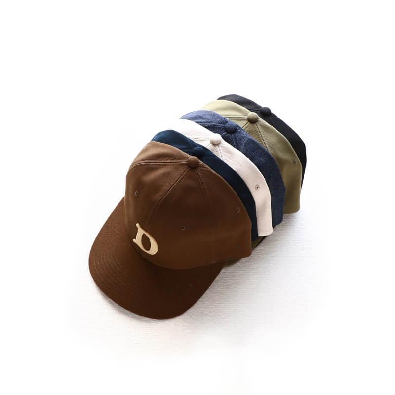 THE H.W.DOG&CO. ザ エイチ ダブリュー ドッグ アンド コー 別注 BASEBALL CAP ベースボールキャップ