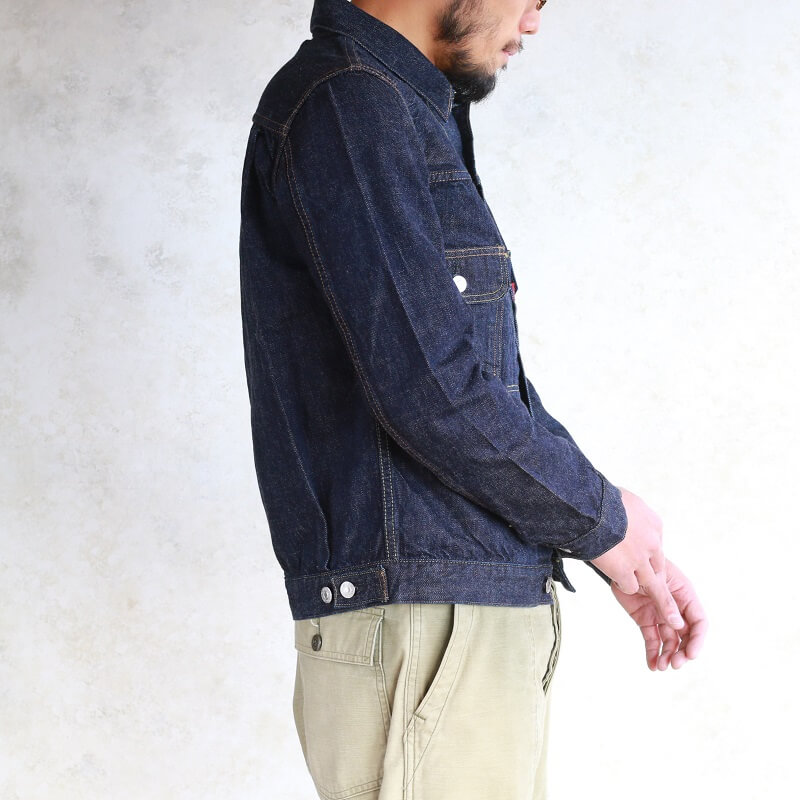 TCB jeans TCBジーンズ TCB 50'S JeanJaket Type 2nd (新モデル) デニムジャケット 2nd