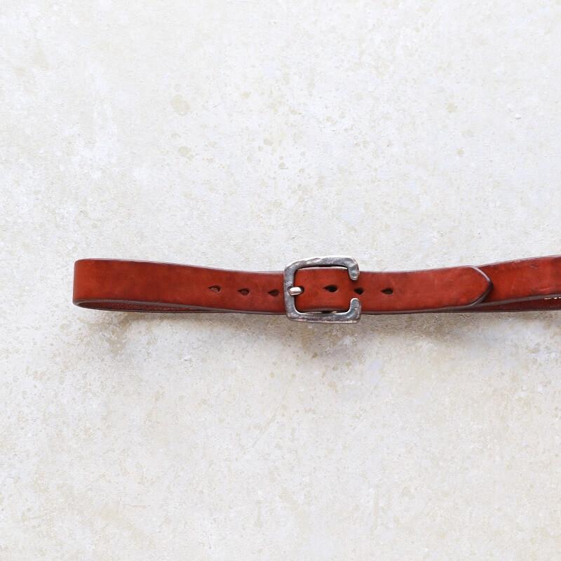Vintage Works ヴィンテージワークス Leather belt 7Hole レザーベルト 7ホール DH5536