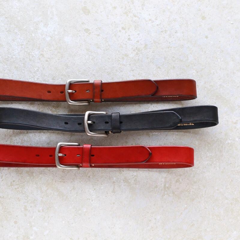 Vintage Works ヴィンテージワークス Leather belt レザーベルト DH5702