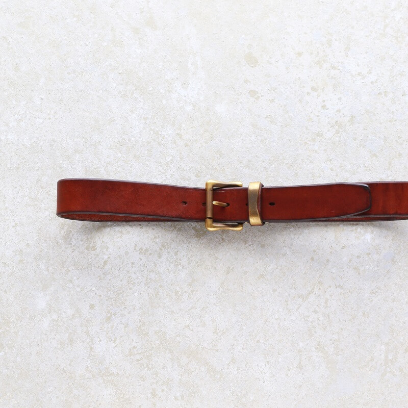 Vintage Works ヴィンテージワークス Leather belt 5Hole レザーベルト 5ホール DH5709