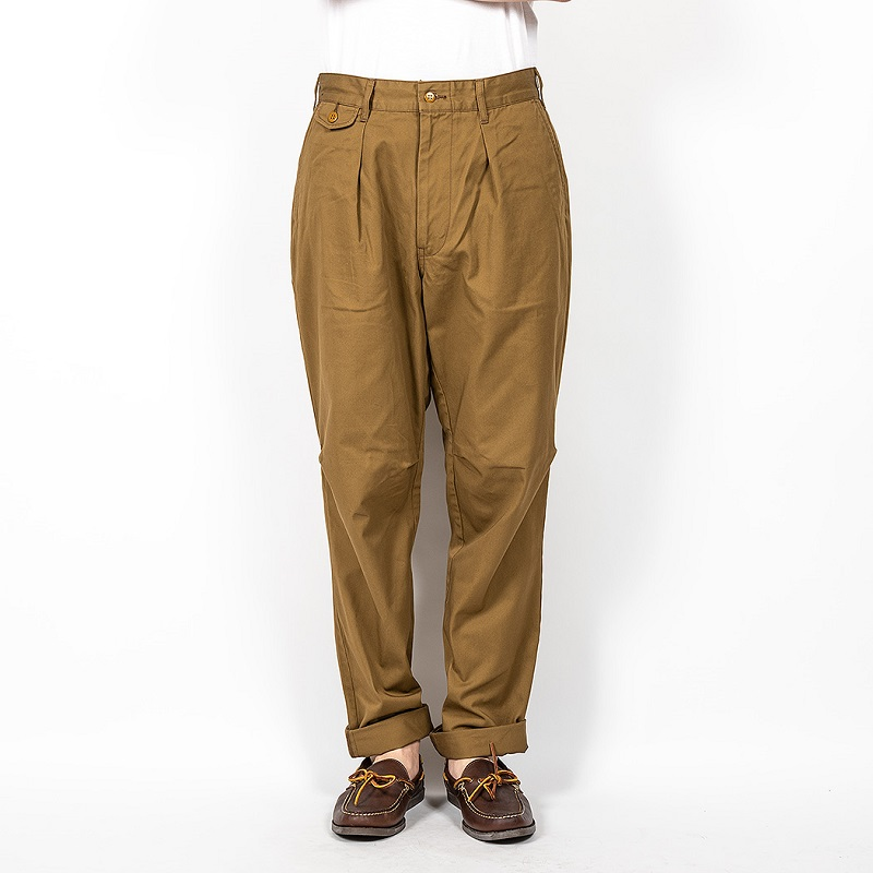 WORKERS ワーカーズ FWP Trousers FWPトラウザー Light Chino