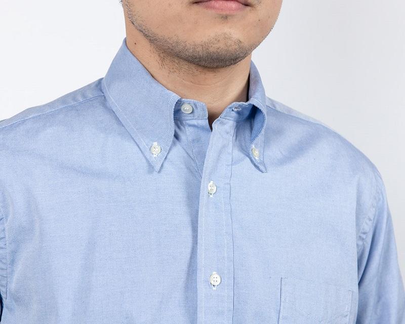 WORKERS ワーカーズ Pullover BD プルオーバーボタンダウンシャツ