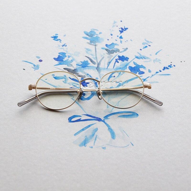 kearny カーニー blake ブレーク セルロイド眼鏡