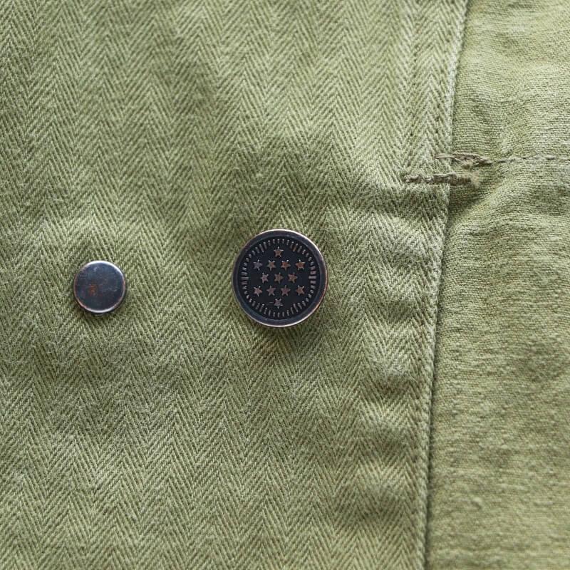 Buzz Rickson's バズリクソンズ JACKETS,HERRINGBONE TWILL SPECIAL TYPE M-43 HBTジャケット