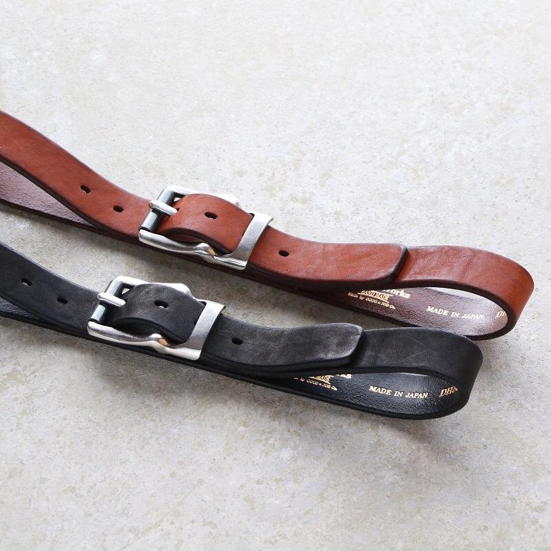 Vintage Works ヴィンテージワークス Leather belt レザーベルト DH5638
